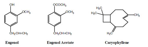 isolation of eugenol Isolation of eugenol from cloves by steam distillation and its identification by infrared spectroscopy.